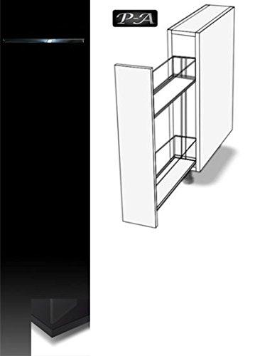 premium ambiente asr parent unterschrank apothekerschrank 20cm breit fmdfa 9 frontfarben. Black Bedroom Furniture Sets. Home Design Ideas