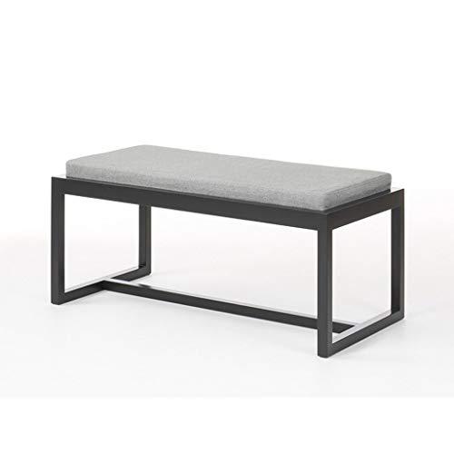 GOUSED Innen/Draussen Rechteck Bank Polster Schaum Sofa Polster Perfekt zum Terrasse-150 * 30 * 5Cm-E -