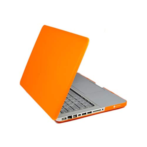 Togames-DE Candy Color Notebook Laptop Hard Case Schutzhülle für Notebook Notebook Schutzhülle für MacBook (Orange Candy Hard)