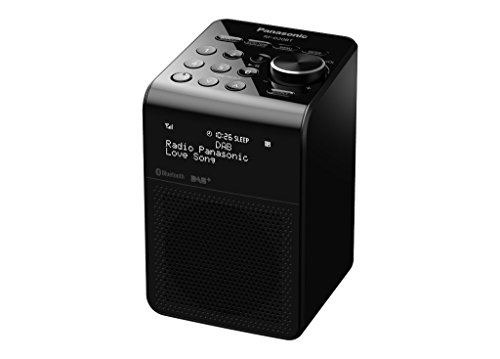 Panasonic RF-D20BT tragbares Digitalradio