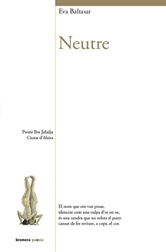 Neutre (Bromera Poesia)