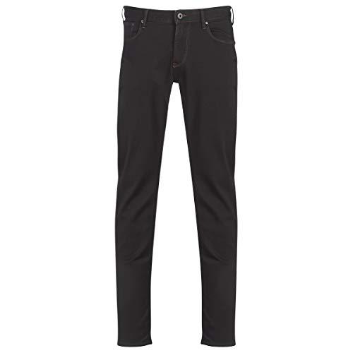 Emporio Armani Terence Jeans Herren Schwarz - US 31 (US 31/32) - Slim Fit Jeans