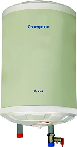 Crompton Arno SWH-625 25-Litre Vertical Water Heater (Ivory)