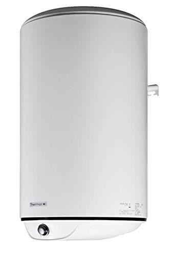 Thermor Groupe Atlantic Termo Electrico 50 litros | Calentador de Agua Vertical, Serie Premium Ceramics, Instantaneo…