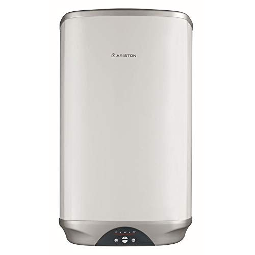 Ariston 3626085 Scaldabagno Elettrico Shape ECO V, 1.2 k a Norme, 80 L, Classe Energetica B