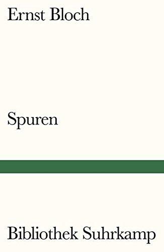 Spuren (Bibliothek Suhrkamp)