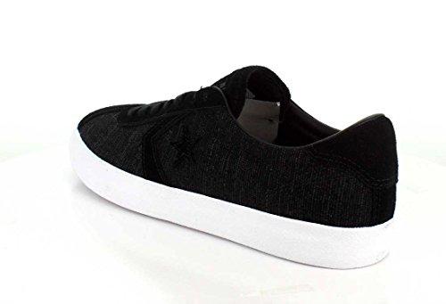 Converse Unisex Breakpoint Slub Knit Low Top Sneaker Noir/blanc