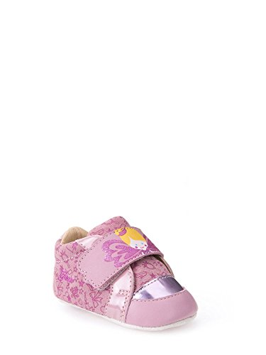 Geox , Baskets pour fille Rose