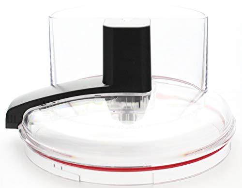 KitchenAid 9 Tasse Couvercle pour robot de bol (Coque) Plastique Transparent