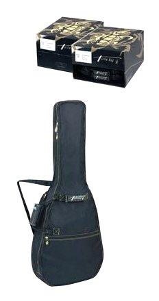 Turtle Gig Bag F220200829 - Funda para guitarra acústica