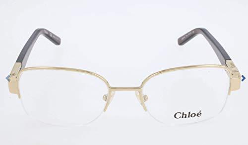 Chloé Damen CE2119 Chloe Brillengestelle, Gold, 51