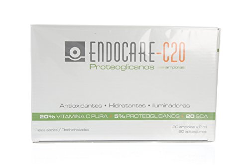 Endocare Proteoglicanos - 30 ampollas de 2 ml - Total: 60 ml