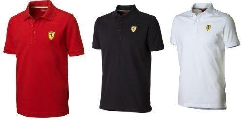s shield shop men ferrari euro shirt mens t large puma motorsport collar shirts blue