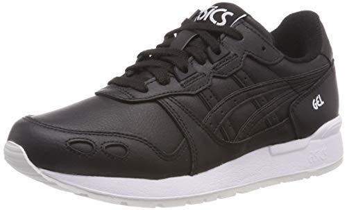 Asics Gel-Lyte, Zapatillas para Hombre, Negro (Black/Black 9090), 44.5 EU