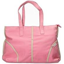 SUPERGA bolso de mano pequeña mujer Colour lona (Rosa)
