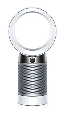 Dyson 310156-01 Pure Cool 42.3dB 40W Plata, Blanco-Purificador de Aire, 0 W, 0.001 V