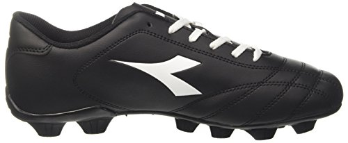 Diadora Mens 6play Md Scarpe Da Calcio Nere (nerobianco)