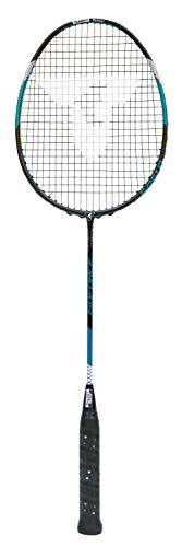 Talbot Torro Badmintonschläger Isoforce 5051.8, Ultra Carbon4 für höchste Schlagpräzision, Mega Power Zone, 439931