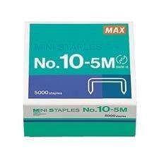 MAX HD-10DF Mini Staple by Max USA Corp (English Manual) Max Usa, Hd-10df Mini
