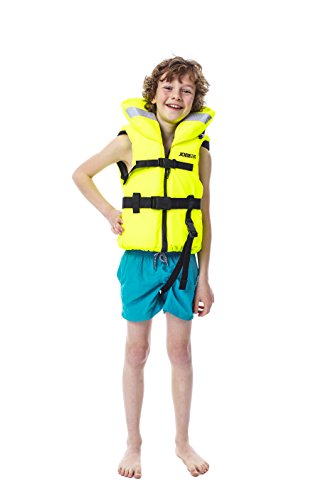 jobe Comfort schwimmweste Kinder gelb M/L (Fabric Care-boot)