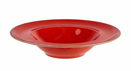 Stalwart 173930 MA Magma Assiette à pâtes, 30 cm (lot de 6)