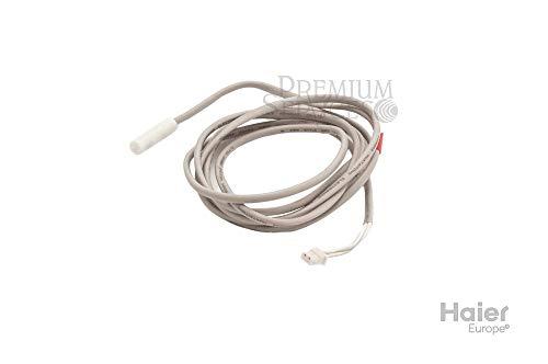 Ricambio originale Haier: sensore per frigorifero per vino, numero produttore SPHA00019239, compatibile con i seguenti modelli: JC-398G, sensore per cavi
