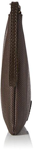 Timberland Tb0m5576, Borsa a Tracolla Donna, 1x19x28 cm (W x H x L) Marrone (Black Coffe)