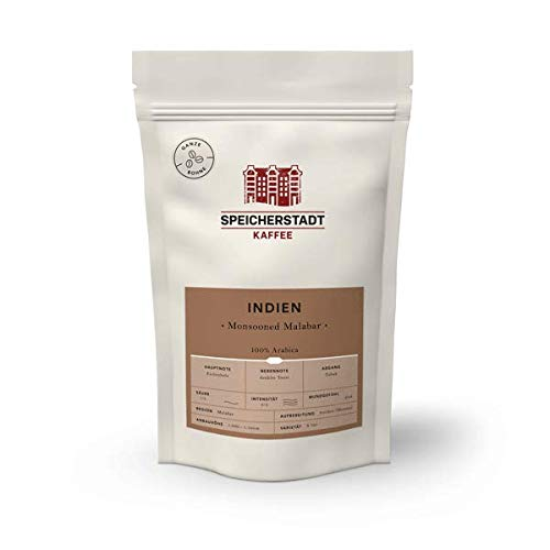 INDIEN MONSOONED MALABAR 100% Arabica 500g