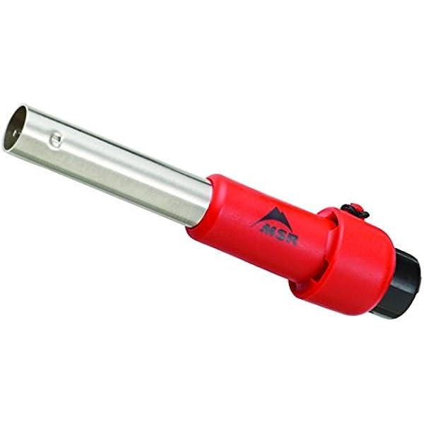 MSR Z?nder piezoelektrischer red lighter: Amazon.es: Deportes ...