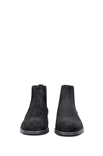 HXM2840V78097HB600 Hogan Chaussure montante Homme Chamois Gris Gris