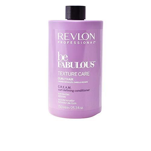 Revlon Be Fabulous Curly Acondicionador - 750 ml