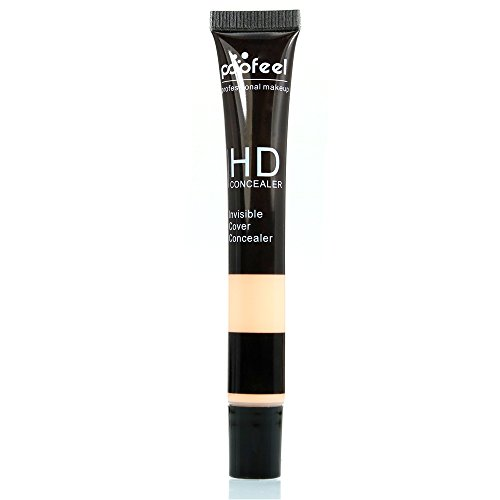 Tonsee Hose Concealer Trimming Cover Dark Circles Freckles Acne Cream Base,12.5cm