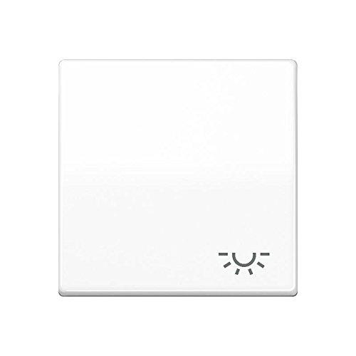 Preisvergleich Produktbild Jung ABAS591LWW Wippe m.Symbol Licht