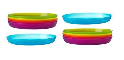 ikea-assiettes-en-plastique-incassable-de-6-couleurs-assorties-au-design-elegant