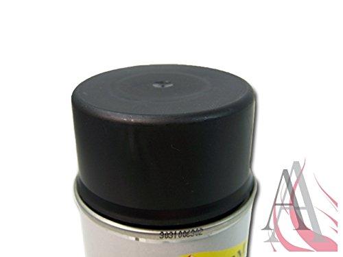 Zoom IMG-1 canna fumaria di spray nero