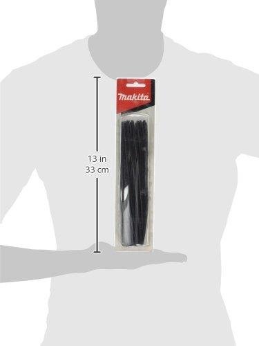 Makita p-71526Stangen Kunststoff Polyethylen-Kit für Schweißen mit Heißluftgebläase