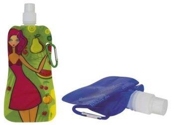 STYLEX SCHREIBW Trinkflasche faltbar ca. 500ml 4044186473193
