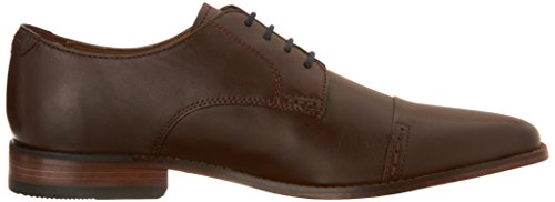 Bostonian Narrate Cap Hommes Cuir Oxford Noisette