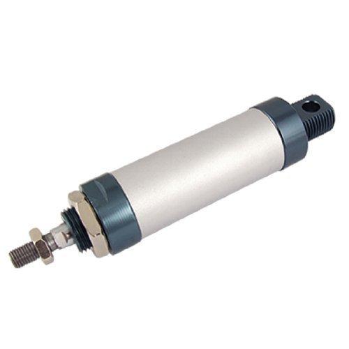 sourcingmap® Cilindro aria 50mm calibro 32mm componente meccanico