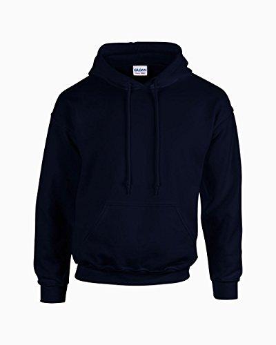 Gildan: Heavy BlendTM Hooded Sweat 18500 blu navy
