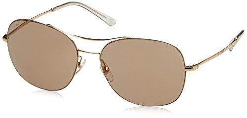 Gucci Sonnenbrille 4253/S XS J5G (58 mm) goldfarben