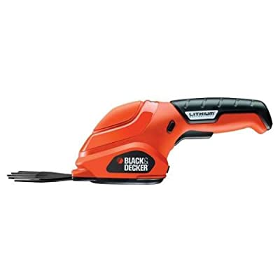 Black + Decker 3,6 V Li-Ion Akku Grasschere, GSL200