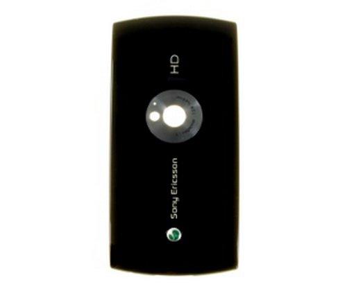 Sony Ericsson Vivaz Copri Batteria Copribatteria Cover nero