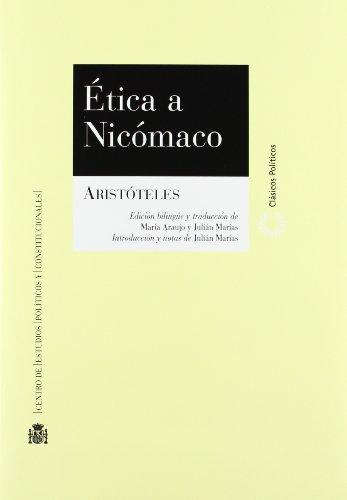 Etica A Nicomaco (Bilingue) por Aristóteles