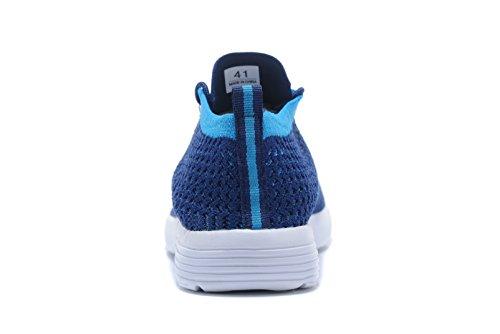 Kenswalk Scarpe da corsa uomo Blue