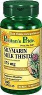 Silymarin Milk Thistle 175 mg 100 Kapseln -