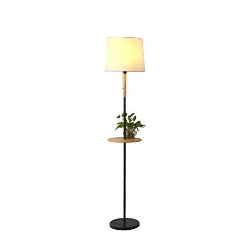 Floor Stand Lights - Iluminación Interior Lámpara de pie de Madera de...
