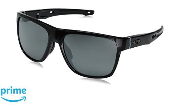 448d3023cbd Oakley Men s Crossrange Xl Polarized Iridium Square Sunglasses ...