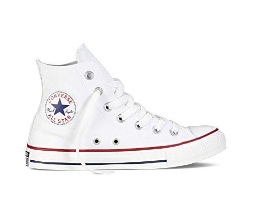 er Chuck Taylor All Star 3J253C Hohe Sneaker, Weiß (White), 35 EU ()