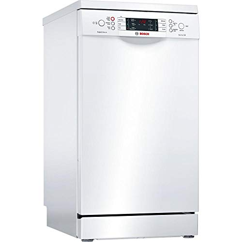 31hAnh2y2rL. SS500  - Bosch SPS66TW00G 45cm Slimline Dishwasher - White